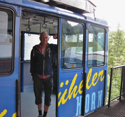 Bergbahn Kitzbühel: The Hornbahn 1