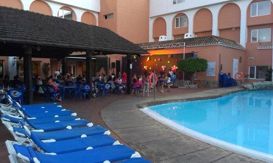 Diverhotel Roquetas: ZONA MINIDISCO