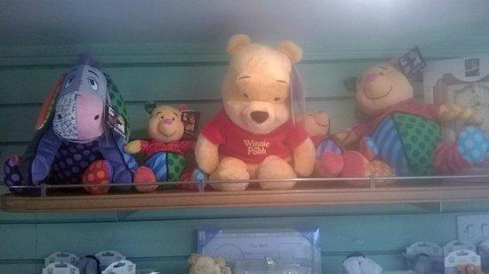 Pooh Corner shop