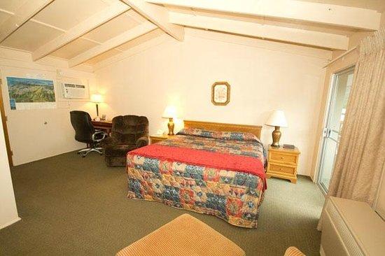 Alpine Trail Ridge Inn : Our room