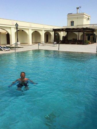 Agri Hotel Conte Salentino: Relax dopo una giornata di spiaggia