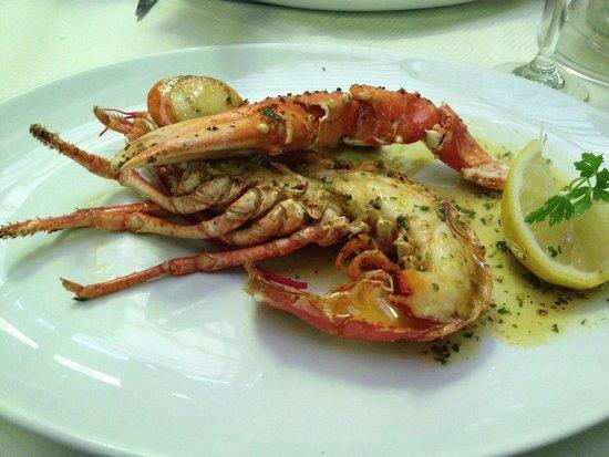Bistro Rosa: Lobster!