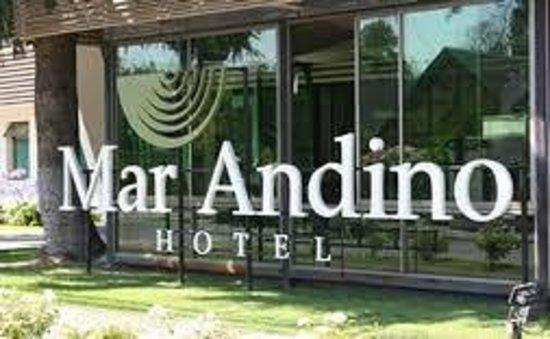 Mar Andino Hotel: Fachada