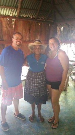 Grand Paradise Playa Dorada: Degustacion de Cafe y Cacao con Mama Dora