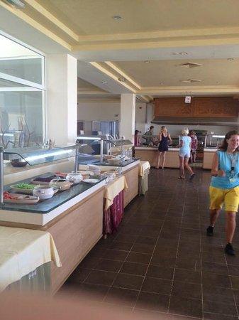 El Mouradi Cap Mahdia: Breakfast Buffet