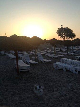El Mouradi Cap Mahdia: Beach