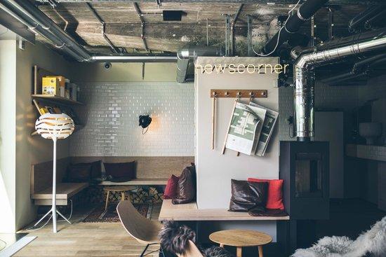 25hours Hotel Bikini Berlin: Woodfire bakery