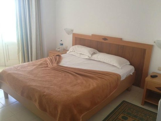 El Mouradi Cap Mahdia : Double Room