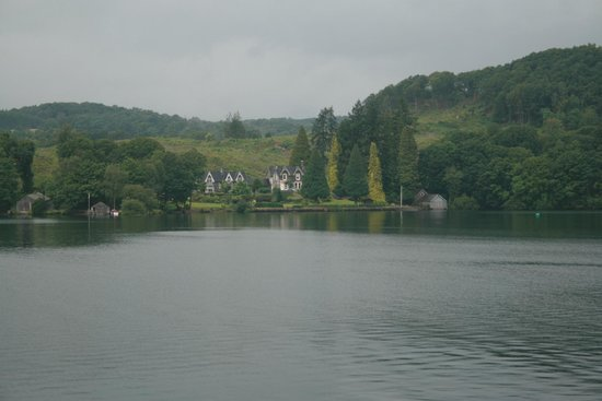 Bowness-on-Windermere, UK: View