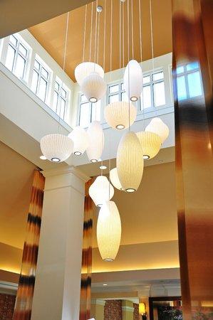 Hilton Garden Inn Idaho Falls: Lobby