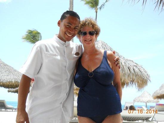 Paradisus Punta Cana: Our Butler...Bladimir!