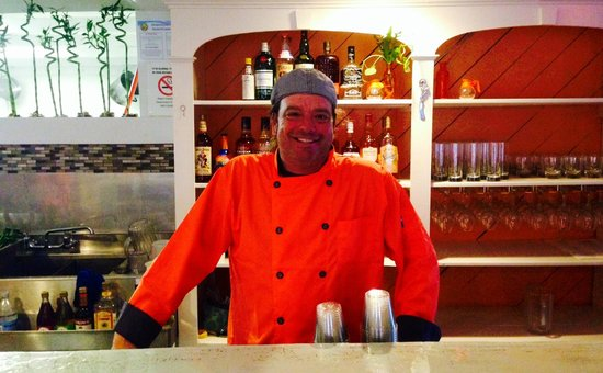 40 Strand Eatery: Chef Brant