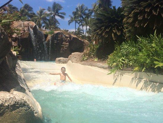 Grand Wailea - A Waldorf Astoria Resort: Fun!! Kids pool