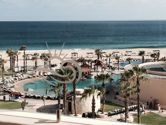 Pueblo Bonito Pacifica Golf & Spa Resort: The view from our Balcony