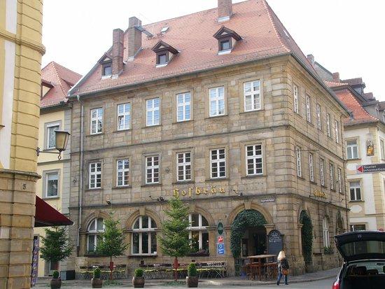 Bamberg Altstadt: centro particolare II