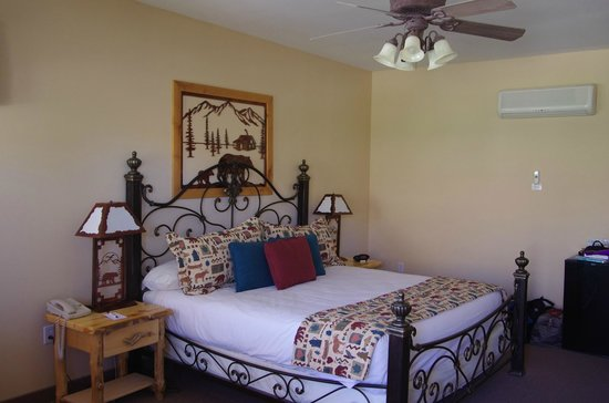 Majestic View Lodge : CHAMBRE
