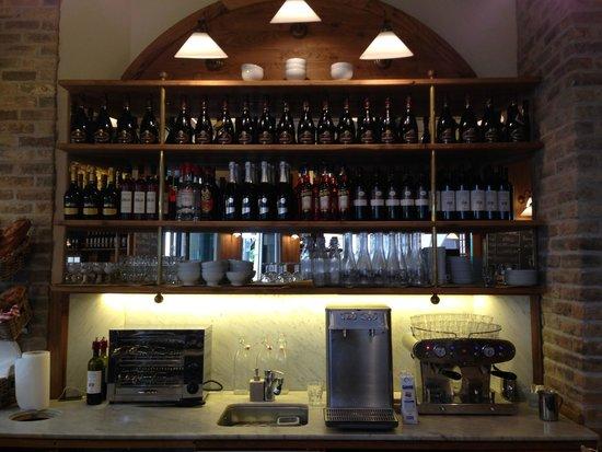 Salsamenteria di Parma : wines