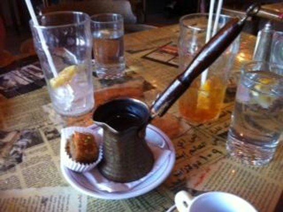 Aladdins: Turkish Coffee
