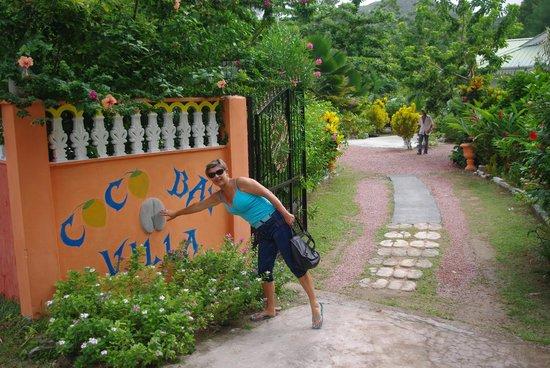 Coco Bay Villa: l'entrée du paradis