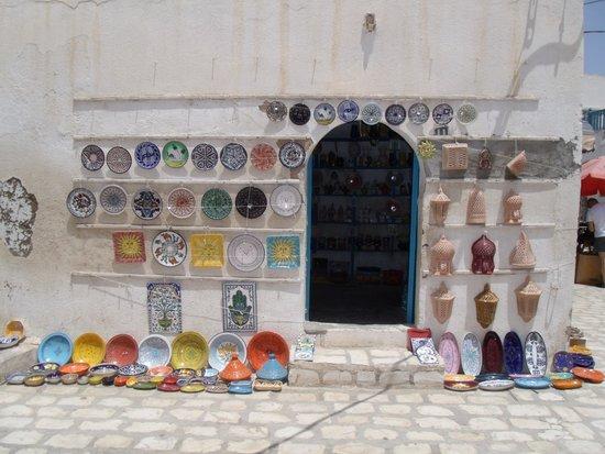 Club Marmara Zahra : Houmt Souk