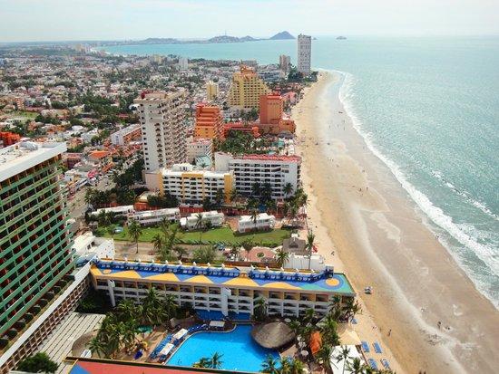 El Cid Castilla Beach Hotel: El Cid Castilla Beach, Mazatlán