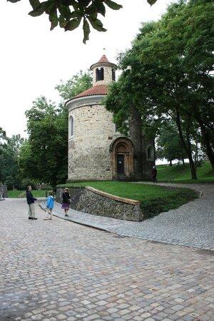 Monumento Cultural Nacional Vysehrad: Ротонда св. Мартина