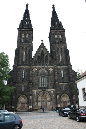Vyšehrad : Собор св. Петра и Павла
