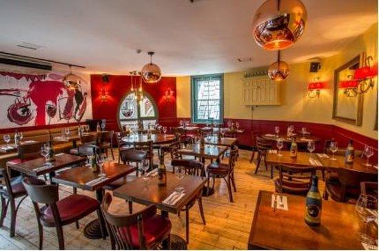 Spanish Restaurant Near London Bridge