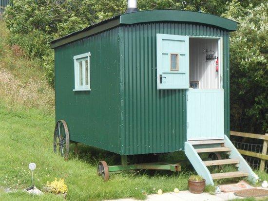 Westland Farm: The Shepherd's Hut