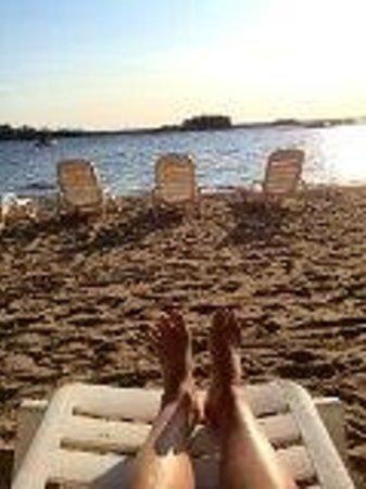 Taboo Muskoka Resort: Taboo Resort Beach