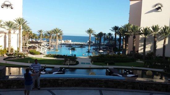 Hyatt Ziva Los Cabos : The resort grounds