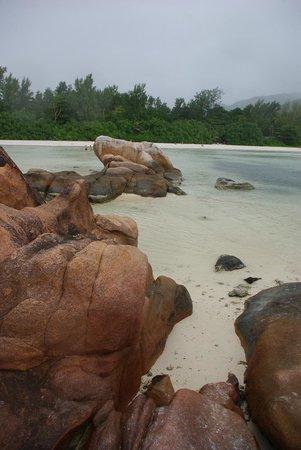 Coco Bay Villa : les blocs de granit des seychelles