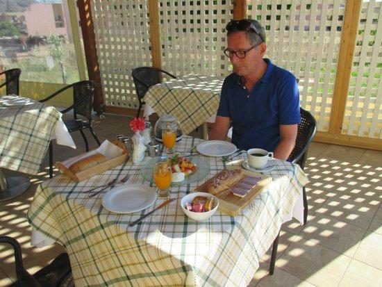 Athena Hotel: Lovely breakfast
