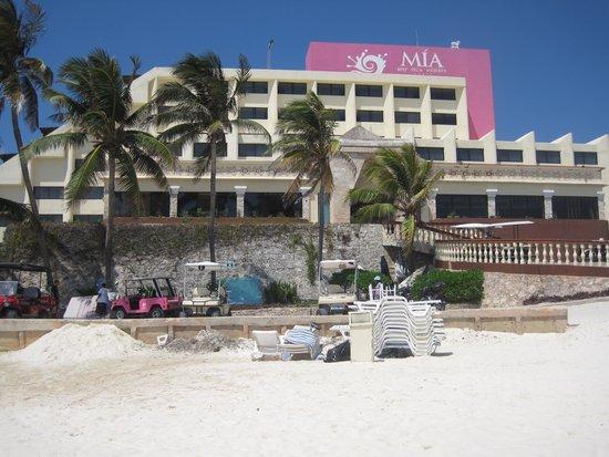 Mia Reef Isla Mujeres: Mia Reef