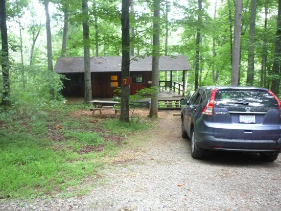 Montfair Resort Farm: Cabin 7