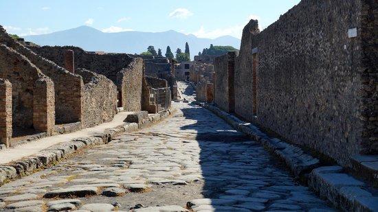 Stefano's RomeCabs: Pompeii
