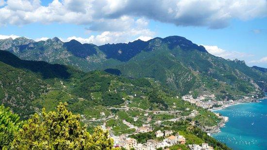 Stefano's RomeCabs: Amalfi Coast