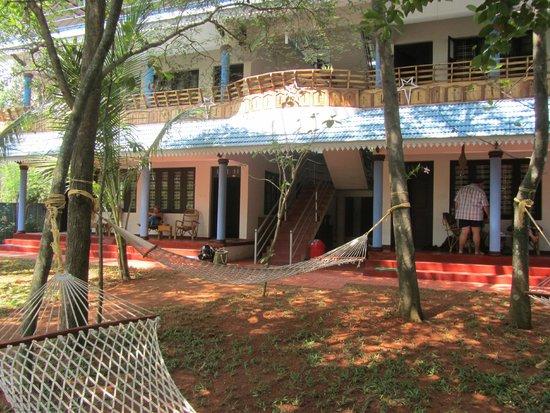 Marari Beach Villas La Fraicheur Et L Ombre Sont Réciables Au Kerala