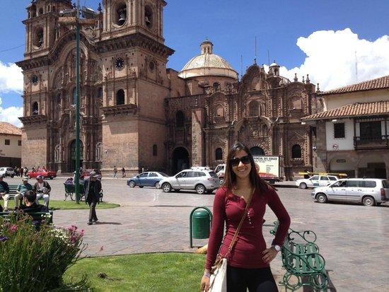 Plaza de Armas (Huacaypata): Plaza del Armas