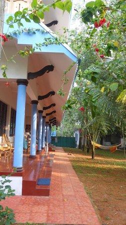 Marari Beach Villas: Calme et harmonie