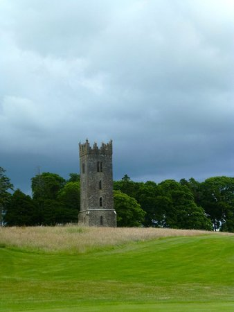 Carton House Hotel & Golf Club: The iconic tower