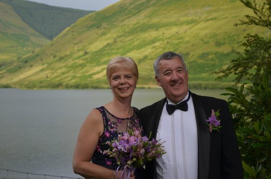 The Old Rectory on the Lake: our special day