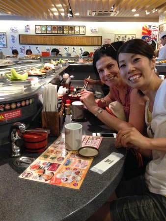Travelience: Yuka and I!