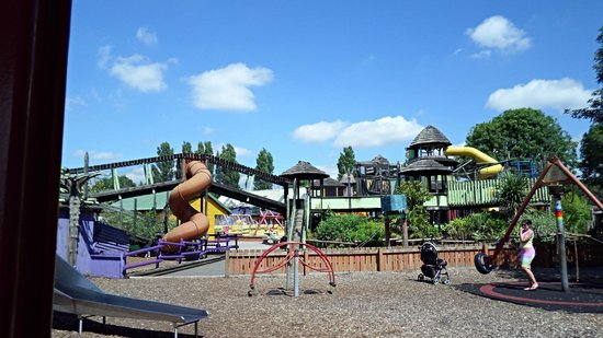 Drusillas Park: outdoor play area - some of it!