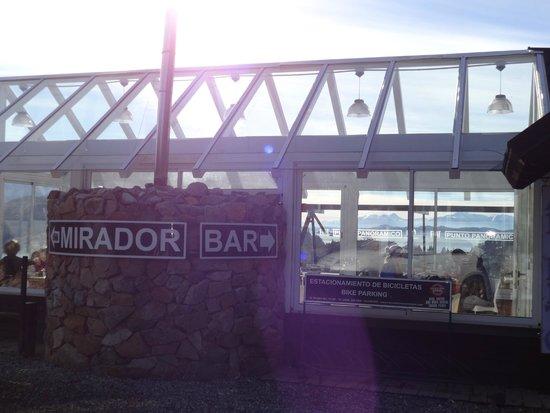 Punto Panoramico (Mirador & Bar): Punto Panoramico