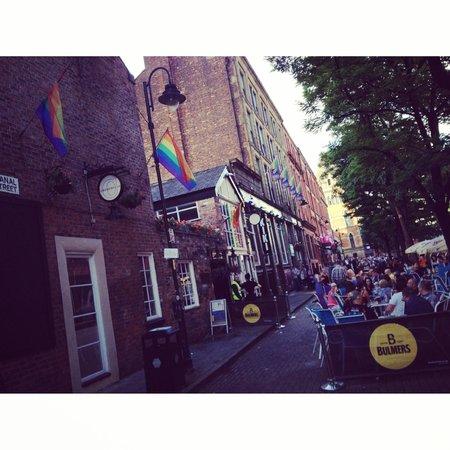 Gay Village: Street