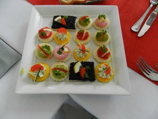 Bertrand Roy Restaurant : Apéritif