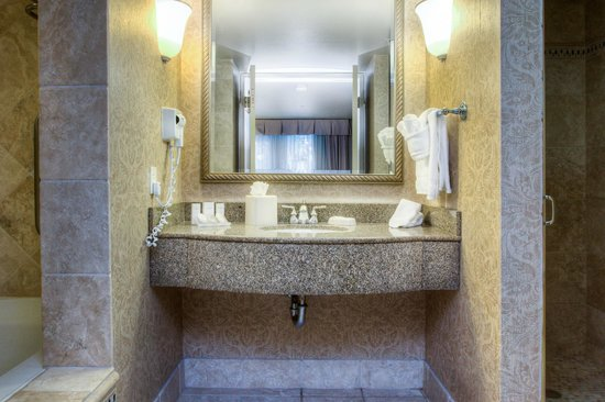 Hilton Garden Inn Boise/Eagle: Suite bathroom