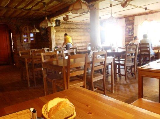 Solo Hotel : ресторан