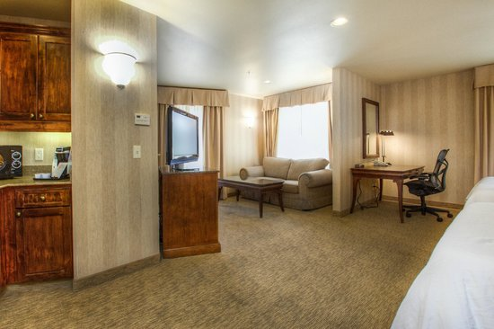 Hilton Garden Inn Boise/Eagle: Suite